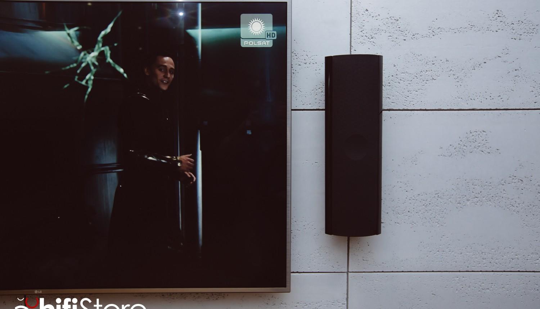 głośniki na ścianę do salonu
