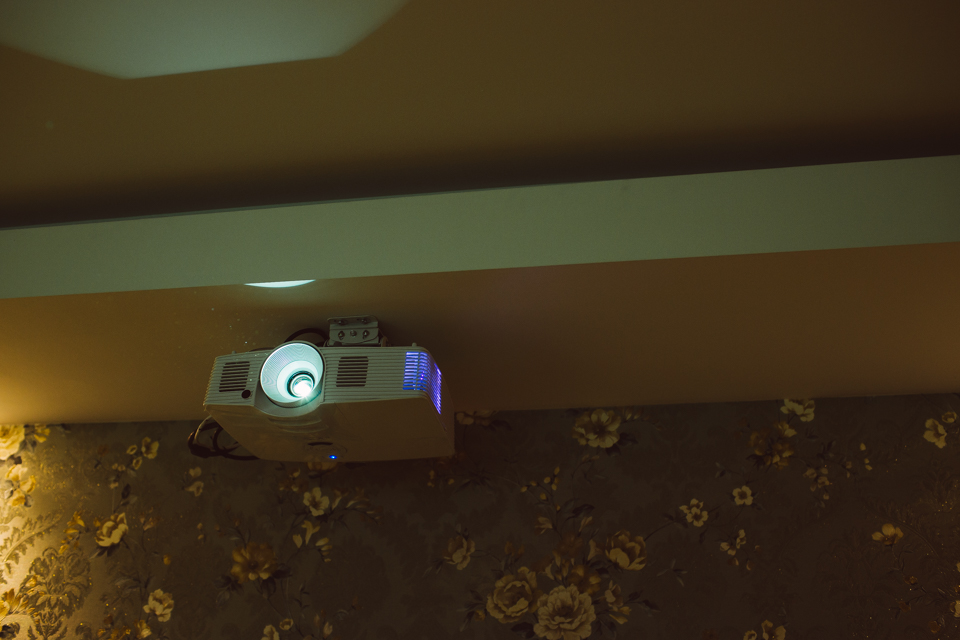 projektor do kina domowego